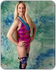 Nancy Burpee Paralympic Swimmer