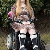 Lady with EDS and POTS Wants to Promote Awareness