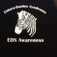 EDS Awareness Shirts -– only $10 each!