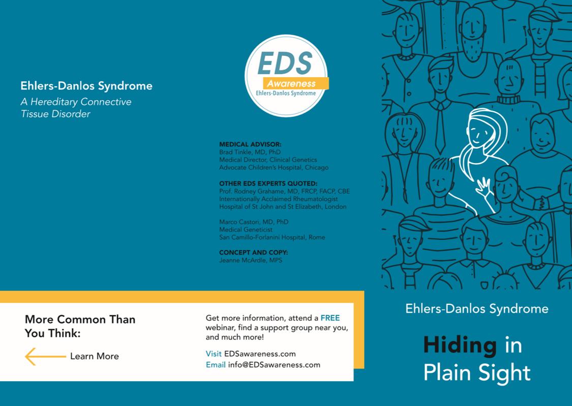 new awareness materials for eds