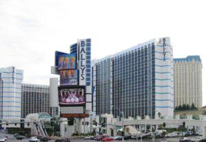 Bally's in Las Vegas